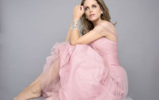 In Pictures: Amy Huberman's Stunning New Campaign for Newbridge Silverware