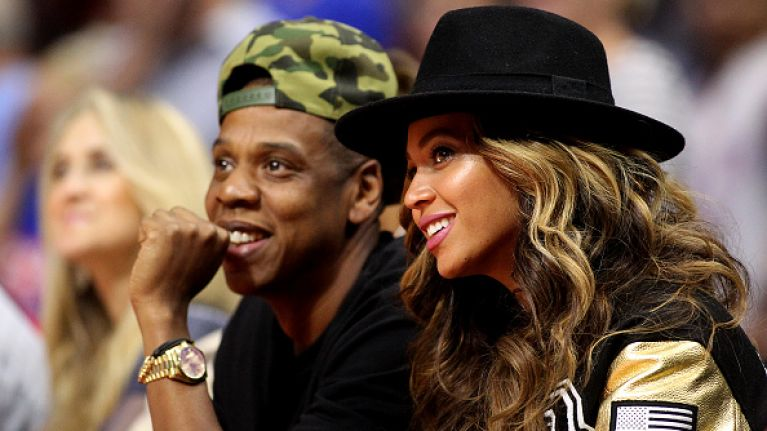 Beyoncé And Jay Z's Music Producer Lets 'Special Project' Details Slip On Red Carpet