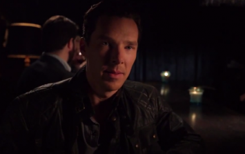 WATCH: Benedict Cumberbatch Changes His Name For Hilarious Jimmy Kimmel Skit