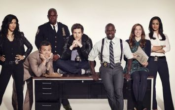 There's some brilliant news for fans of Brooklyn Nine-Nine (well, kind of)