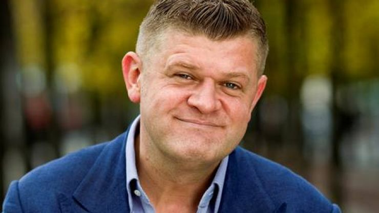 'It's Disgusting' - TV Presenter Brendan O'Connor Slams State For Refusing Care To His Daughter With Down Syndrome