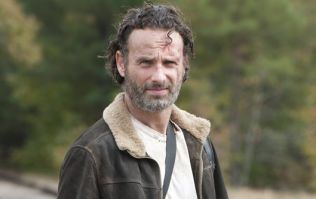 Andrew Lincoln speaks about his exit from The Walking Dead for the first time
