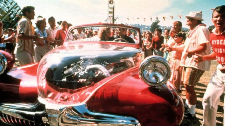Famous Cars Of The Big Screen: The 1948 Ford Convertible From Grease