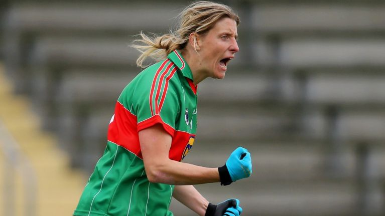Cora Staunton the first female GAA player to write an autobiography has won an award