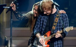 VIDEO: Ed Sheeran Sang With Beyoncé Last Night At A Stevie Wonder Tribute Show