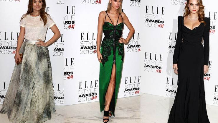 Check Out The Looks From The Elle Style Awards