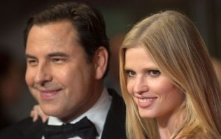 """Lara Stone Is Reportedly """"Filing For Divorce"""" From David Walliams"""