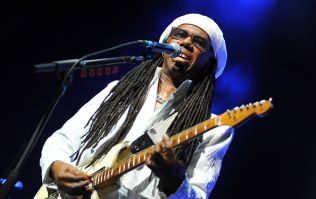 CHIC featuring Nile Rodgers Announce Summer Dates in Dublin and Cork