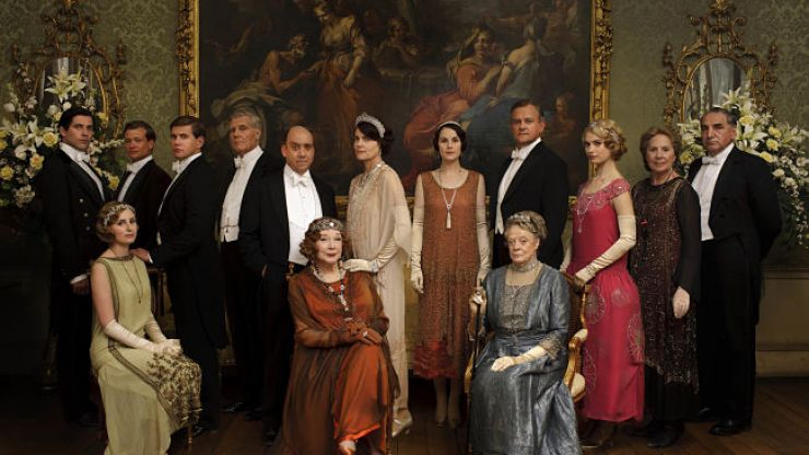 We FINALLY have a release date for the Downton Abbey film, and we can't WAIT