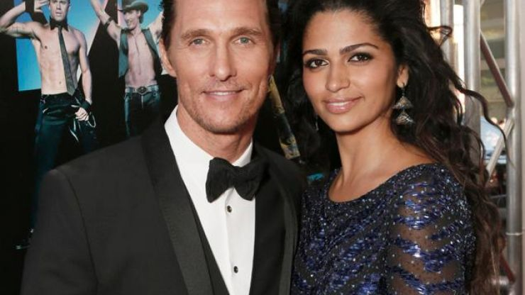 Matthew McConaughey Has Revealed How He Dumped Penelope Cruz After Seeing Wife Camila In A Bar