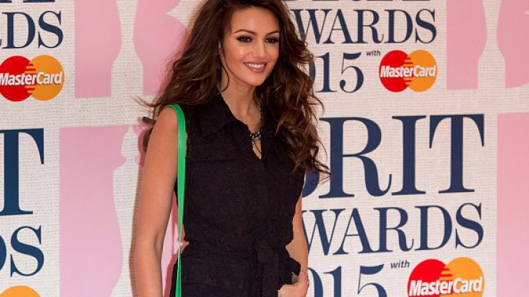 Michelle Keegan's Glossy Locks For Under €5? Yes Please!