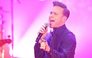 Olly Murs Will Give Fans A Peek Behind The Scenes In His Latest Book