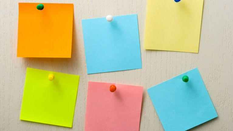 How A Post-It Note Shaped Romantic Comedies As We Know Them