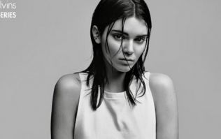 Kendall Jenner Looks Amazing In Calvin Klein Campaign