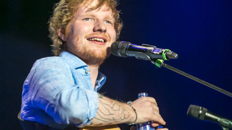 Sad That The Ed Sheeran Gigs Are Over? You NEED To See This Irish Lad's Amazing Tribute