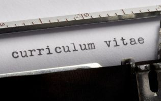 Applying For A Job? These Are The 10 Most Misspelled Words On A CV