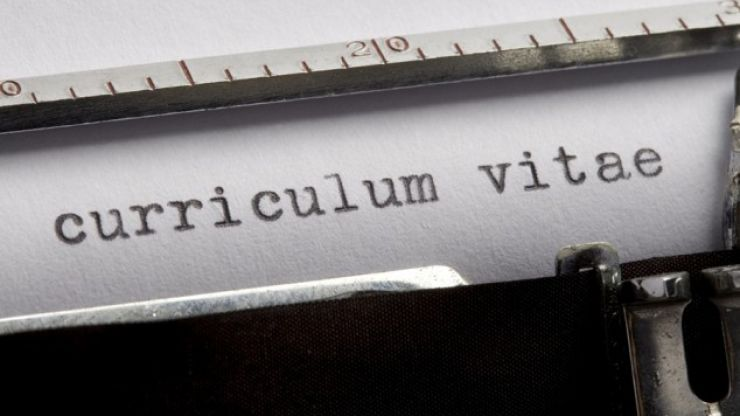Writing Up Your CV? Here's Why You Need To Watch Those Little White Lies