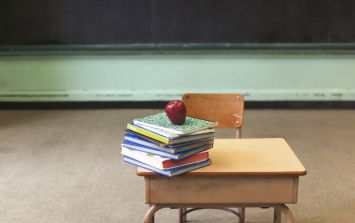 Parents are fuming after a school principal banned pupils from doing one particular thing