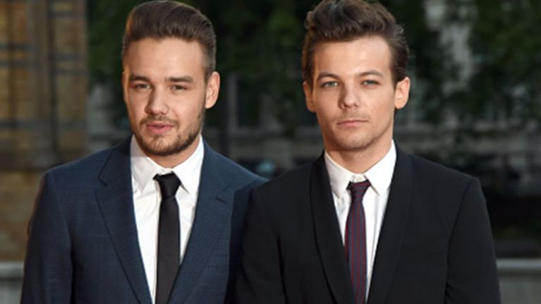 WATCH: Liam Payne Pushes Louis Tomlinson During One Direction Concert