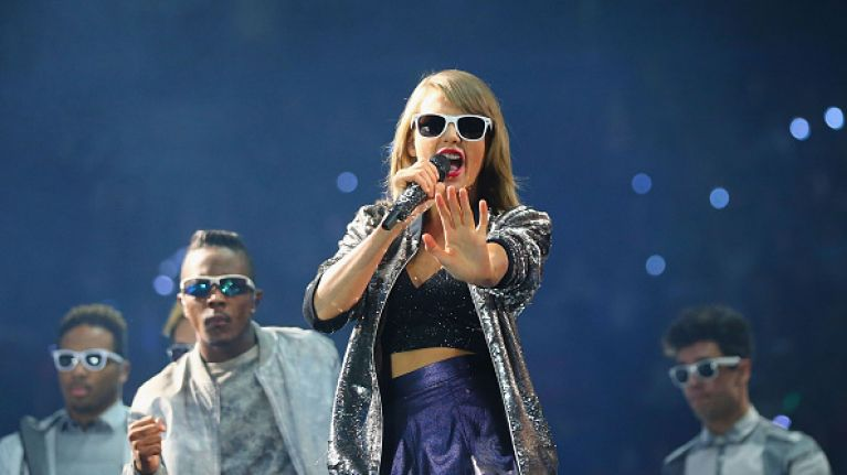 Taylor Swift Has Only Gone and Broken Our Hearts...