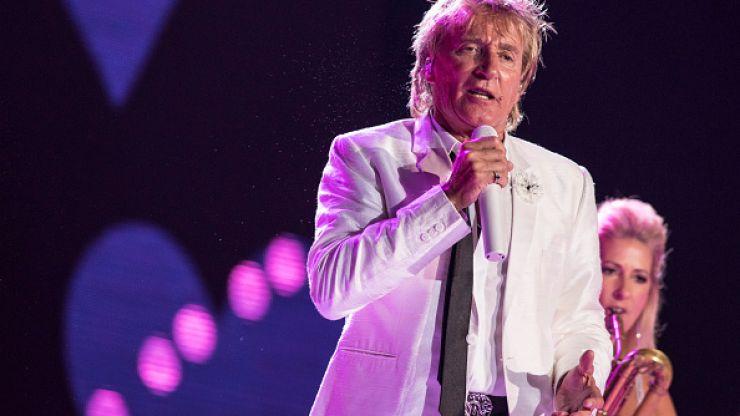 Rod Stewart to Play Nowlan Park in Kilkenny Next Year