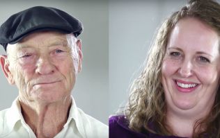 WATCH: Couple With 40 Year Age Gap Talk Honestly About How it Affects Their Relationship