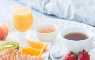 This is the best time to have breakfast at