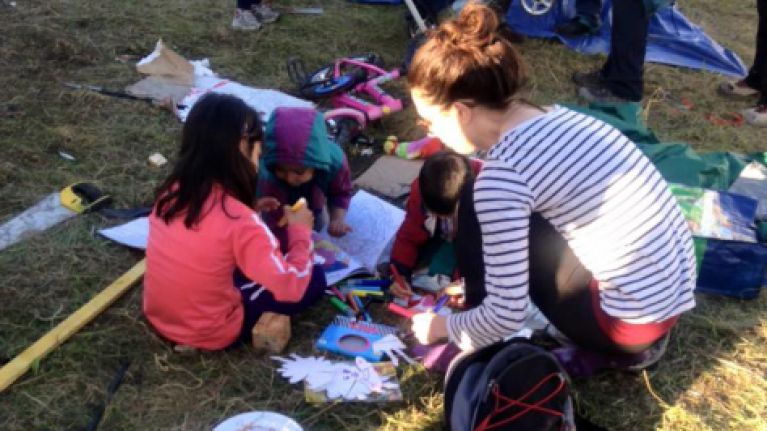 9 Things I Learned Volunteering in A Refugee Camp