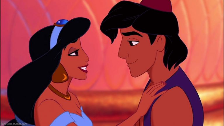 WATCH: The Cast Of Disney's Aladdin Reunited And Made Us Cry