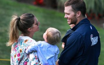 Tom Brady Chats About His Daughter And It's Ridiculously Adorable