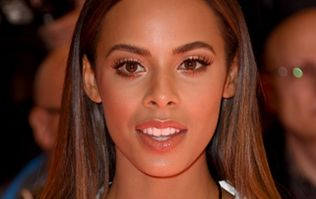 PICTURE: Rochelle Humes Sure Knows How to Rock a Lob