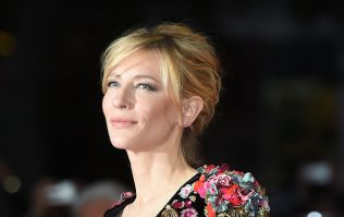 You HAVE To See The Dress Cate Blanchett Was Wearing in London Tonight