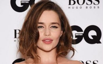 Emilia Clarke's dramatic new hair is making us want to grab a scissors ASAP