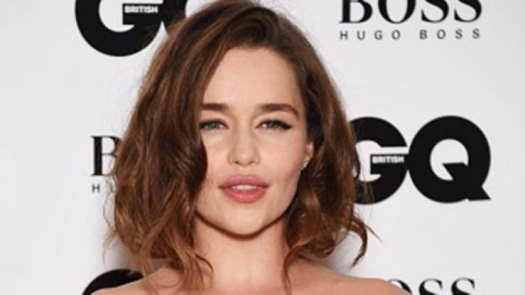 Emilia Clarke Named Sexiest Woman Alive Herie