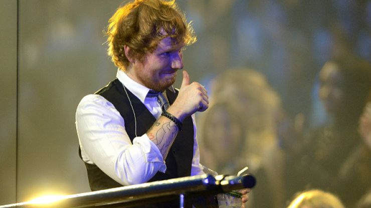Ed Sheeran Is Re-Releasing 'X' With Extra Songs And Fans Are Losing Their Sh*t
