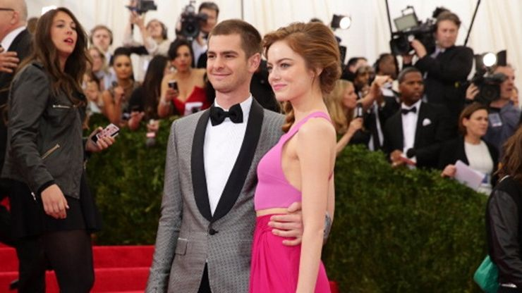 Emma Stone and Andrew Garfield Are Playing With Our Emotions Again