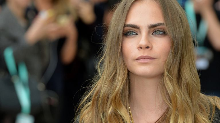 Cara Delevingne Looks Completely Different As Enchantress In Suicide