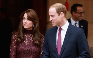 Thought The Red One Was Nice? Wait Until You See The Duchess of Cambridge's Latest Outfit!