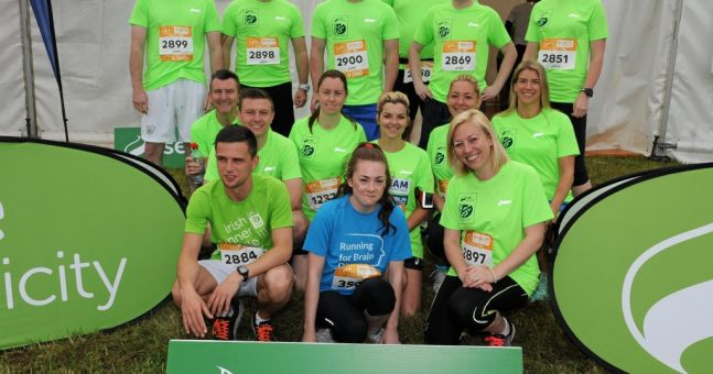 The Powerful Story Behind One Irish Teenager's Mission To Run The Dublin Marathon