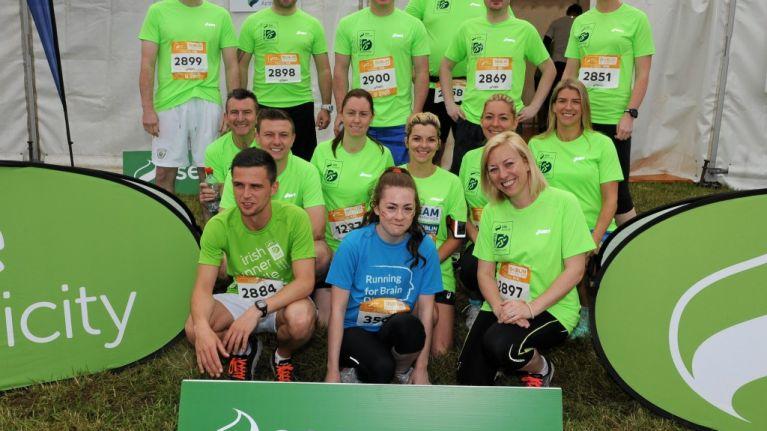 The Powerful Story Behind One Irish Teenager's Mission To Run The Dublin Marathon