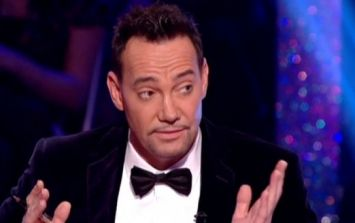 Strictly's Craig Revel Horwood Isn't Too Happy With Anton duBeke