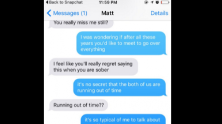 Woman Uses Adele Lyrics To Text Her Ex-Boyfriend… And The