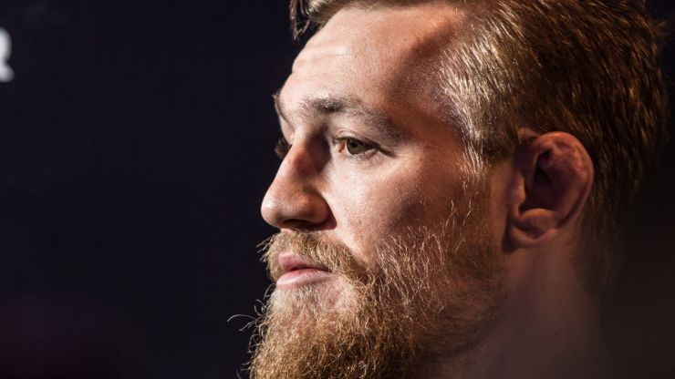 Conor McGregor turns himself in to New York police after backstage UFC chaos