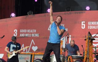 Coldplay Unveil New Song and It's Not What We Were Expecting