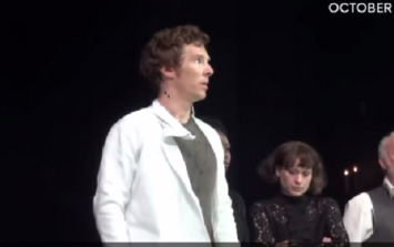Benedict Cumberbatch Ends His Hamlet Performance With Incredible Humanitarian Speech Everyone Needs To Hear