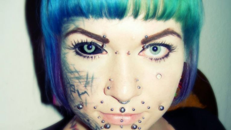 New Craze of Tattooed Eyeballs is a Real Thing | Her.ie