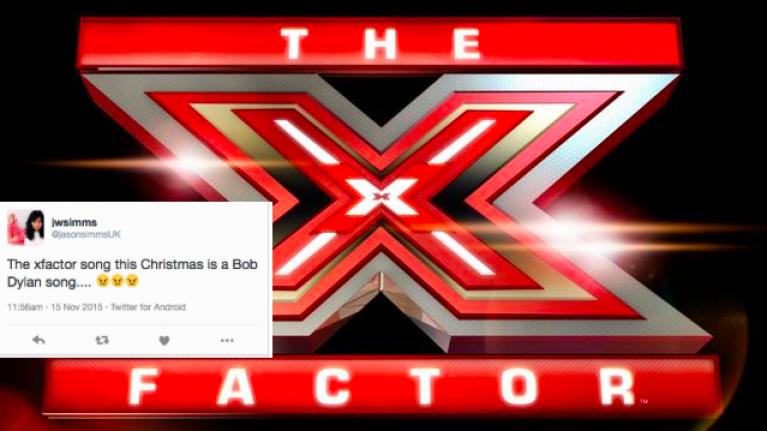 The 2015 Winner's X Factor Song Revealed As Bob Dylan's