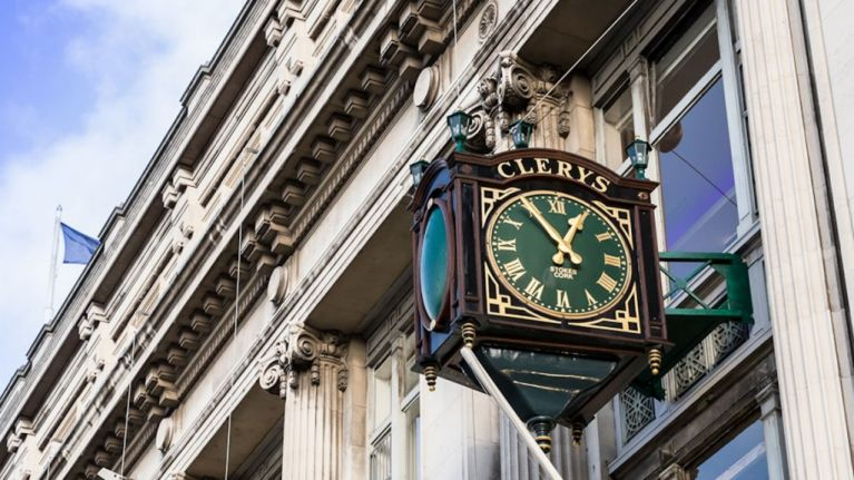 Former Clerys Workers Hold Protest Outside Department Of Jobs, Enterprise and Innovation