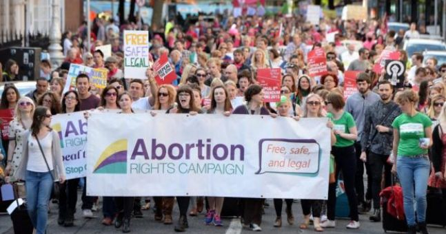 Labour Party Launches Repeal the Eighth Amendment Bill