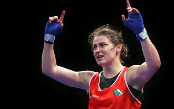 Katie Taylor Claims Irish Boxing Title With Powerful Performance